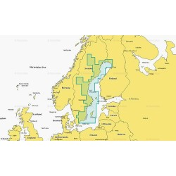 Cartographie Platinum+ XL3 13P+