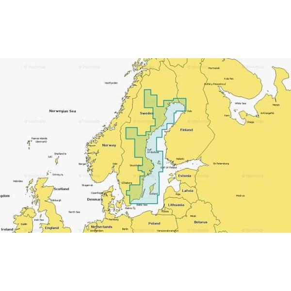 Cartographie Platinum+ XL3 13P+ Comptoir Nautique