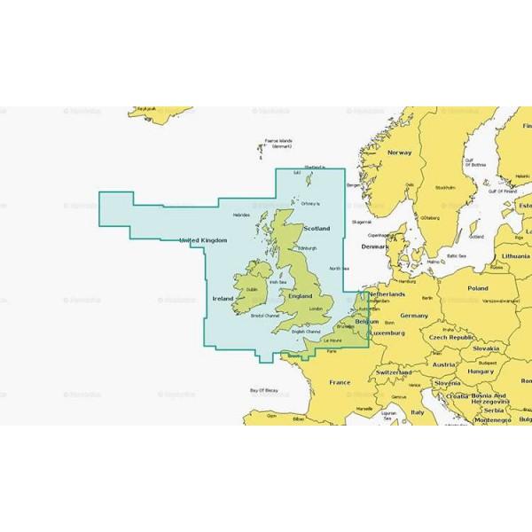 Cartographie Platinum+ XL3 28P+ Comptoir Nautique