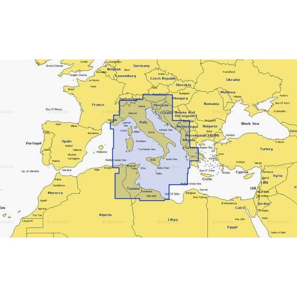 Cartographie Platinum+ XL3 33P+ Comptoir Nautique