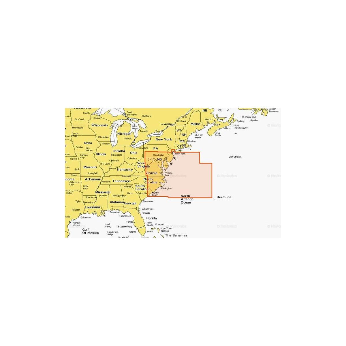 Cartographie Platinum+ XL3 905