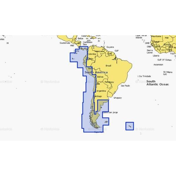 Cartographie Platinum+ XL3 910 Comptoir Nautique