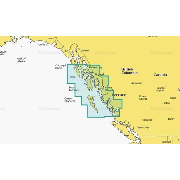Cartographie Platinum+ XL3 914P-2 Comptoir Nautique