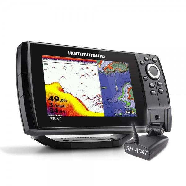 Helix 7 G3N CHIRP XD Comptoir Nautique