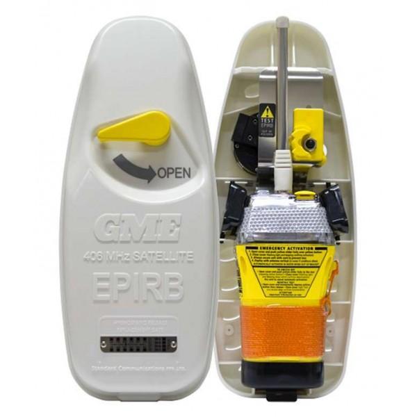 Balise de détresse MT603FG avec GPS Comptoir Nautique