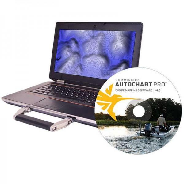 Logiciel Autochart Pro Comptoir Nautique