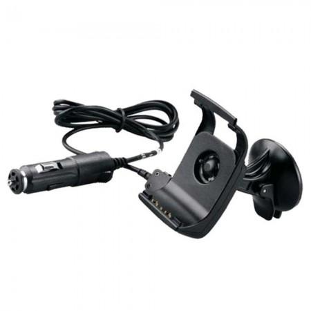 Support automobile à ventouse avec haut-parleur
