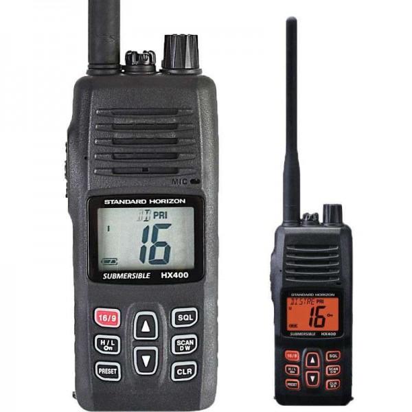 VHF HX400E Comptoir Nautique