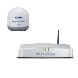 Antenne TV Satellite TV3 / TV3D Tracvision