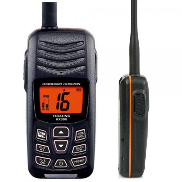 VHF HX300E Comptoir Nautique