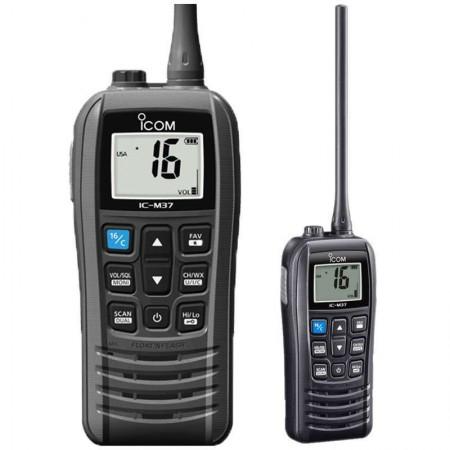 VHF IC-M37E