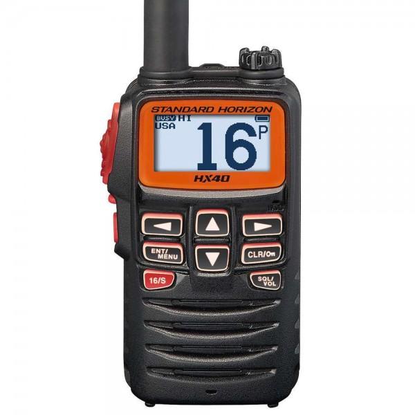 VHF HX40E Comptoir Nautique