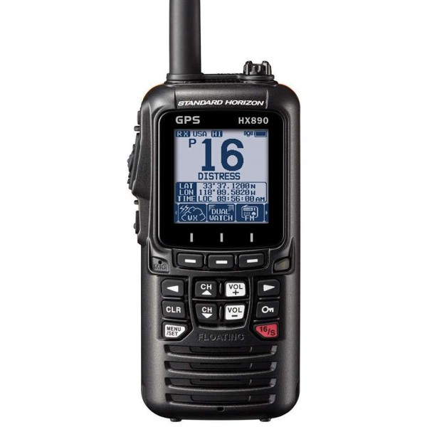 VHF HX890E Comptoir Nautique