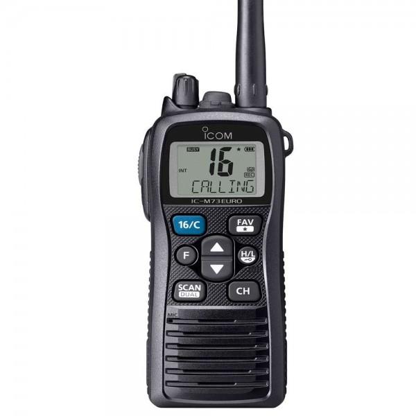 VHF IC-M73 EURO Comptoir Nautique