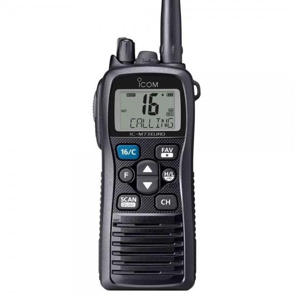 VHF IC-M73 EURO PLUS Comptoir Nautique