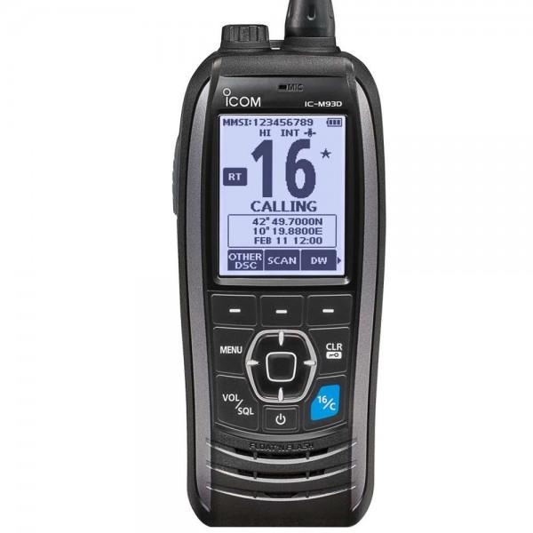 VHF IC-M93D EURO Comptoir Nautique