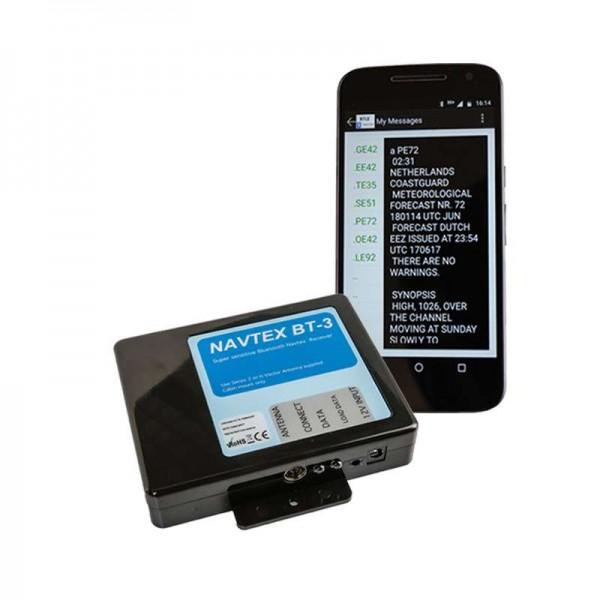Récepteur Navtex Bluetooth BT3 Comptoir Nautique