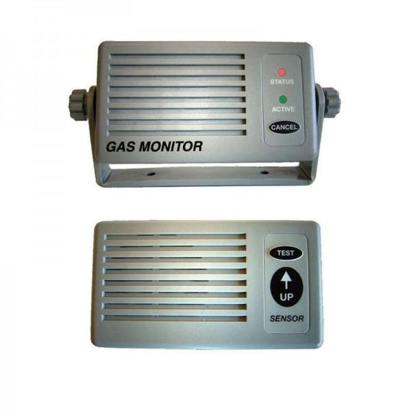 Détecteur de gaz GAS MONITOR Comptoir Nautique