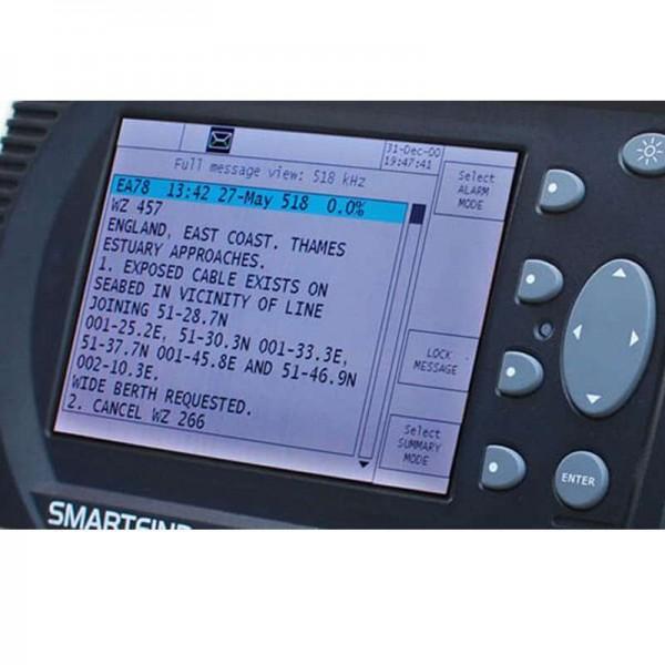 Récepteur Navtex GMDSS Smartfind Comptoir Nautique