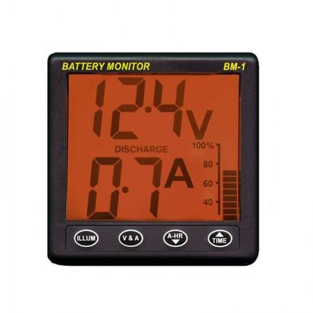 Gestionnaire de Batterie - Shunt 200 Amp