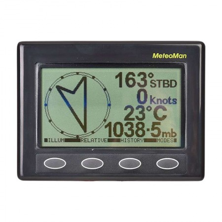 Baromètre électronique MétéoMan