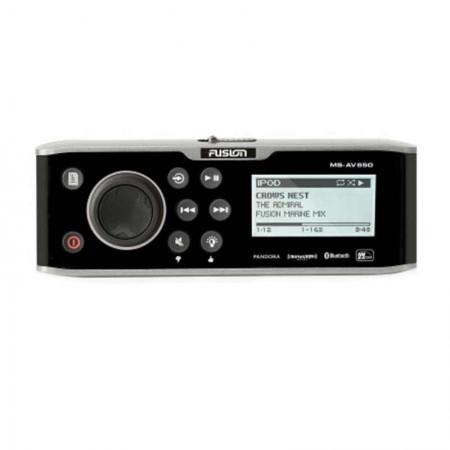 Lecteur AV650 AM/FM/DVD/CD/BT/NMEA 280W