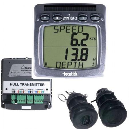 Pack Loch Speedo Sondeur T100