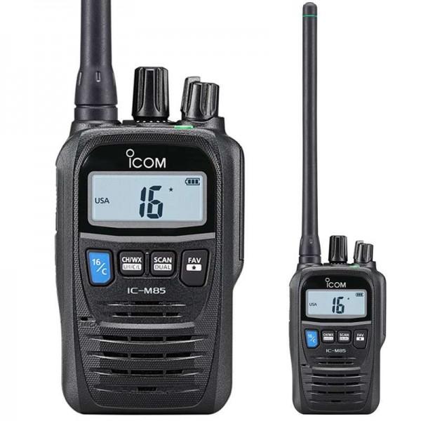 VHF IC-M85E Comptoir Nautique