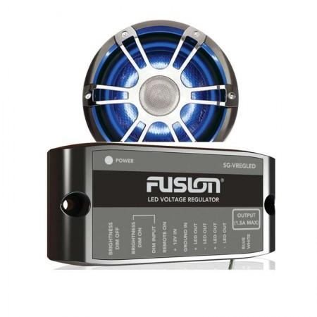 Régulateur de tension pour Haut-Parleurs à LED