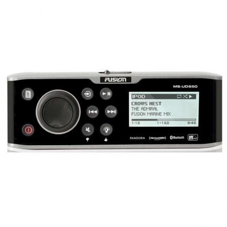 Lecteur iPod 650 AM/FM/BT/USB/NMEA 280 W