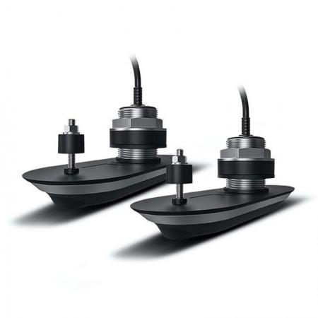 Double sonde RealVision 3D RV-420 Traversante Inox 20°