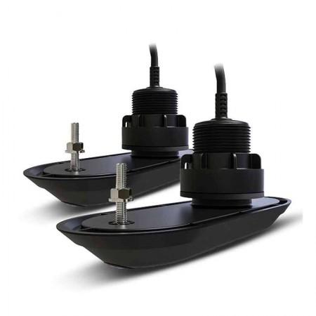 Double sonde RealVision 3D CHIRP Traversante Plastique
