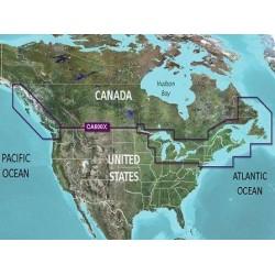 Carte de navigation BlueChart Regular HXCA600X