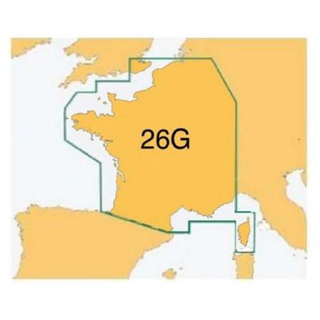 Cartographie Navionics + XL9 26G