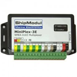 Multiplexeur MiniPlex 3E - NMEA0183 / Ethernet