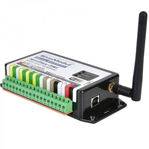 MiniPlex 3Wi - NMEA0183 / WIFI / USB Comptoir Nautique