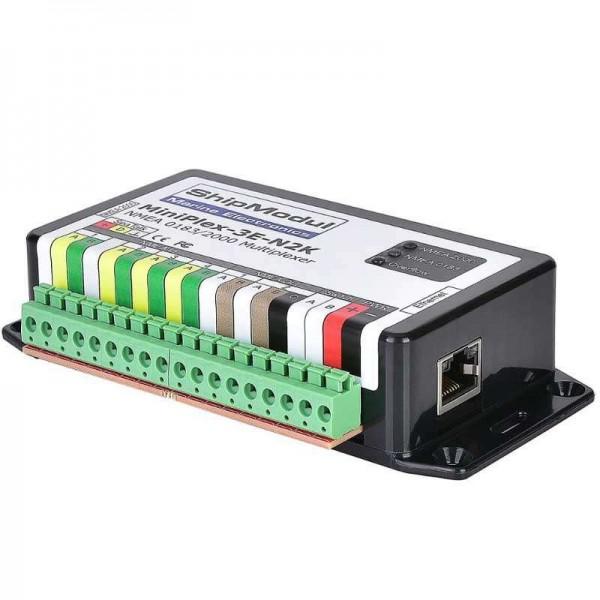 MiniPlex 3E-N2K - NMEA2000 / NMEA0183 / Ethernet Comptoir Nautique