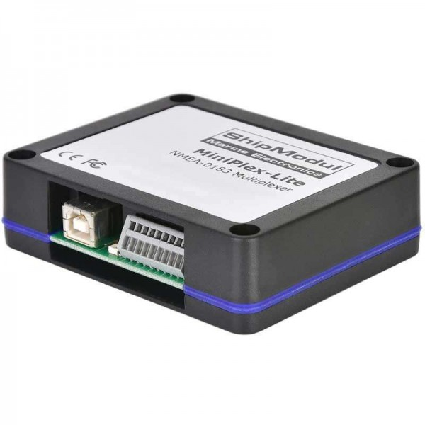 MiniPlex-Lite - NMEA0183 / USB Comptoir Nautique