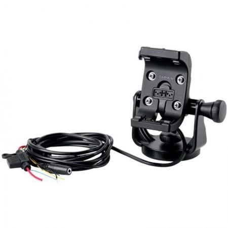 Support marinisé pour GPS série Montana GARMIN avec câble d'alimentation