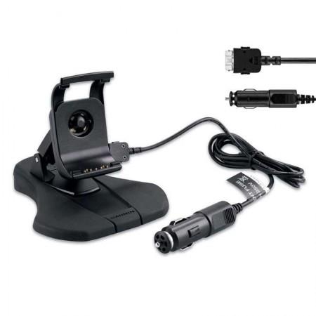 Kit support à friction pour GPS portable avec haut-parleur
