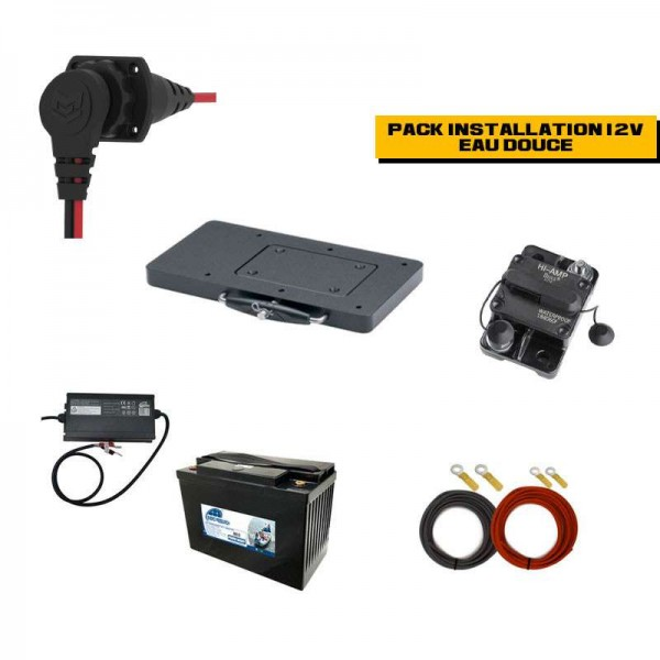 Pack installation moteur électrique Comptoir Nautique