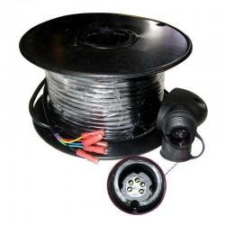 Câble pour connecteur tête de mat