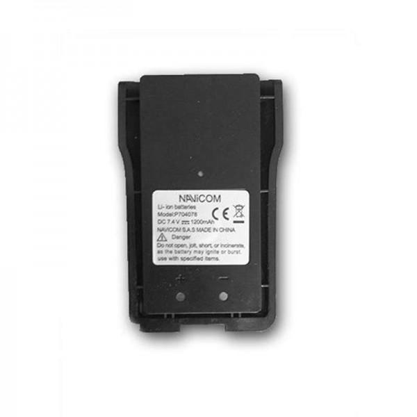 Batterie de rechange pour RT411 Comptoir Nautique
