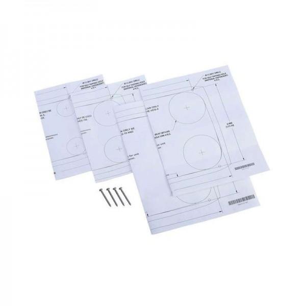 Kit d'encastrement FM-12 pour HDS tout modèle Comptoir Nautique