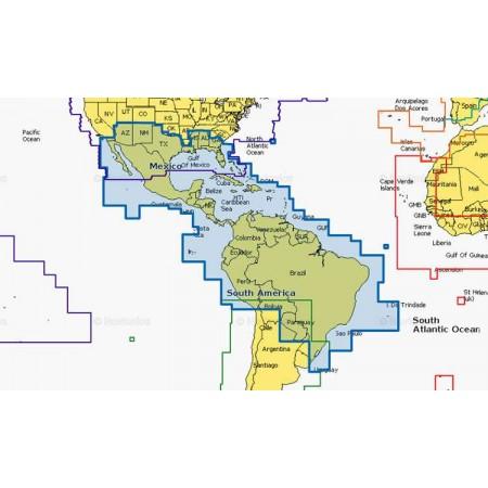 Cartographie Navionics + XL9 4XG