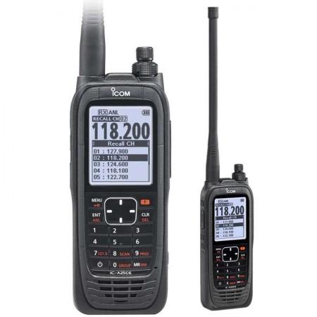 VHF IC-A25 FR SERIE