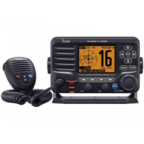 VHF IC-M506GE AIS Comptoir Nautique