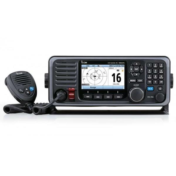 VHF IC-M605EURO AIS Comptoir Nautique