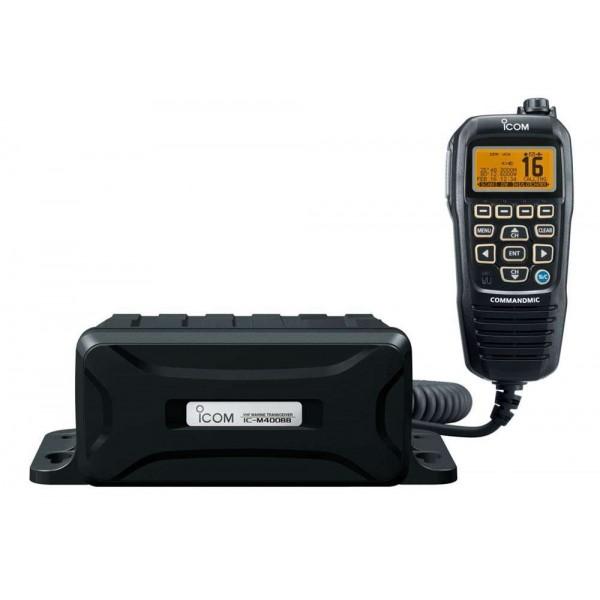 VHF IC-M400BB BlackBox Comptoir Nautique