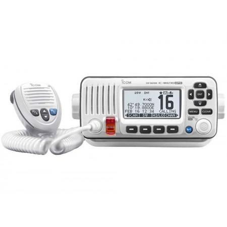VHF IC-M423GE GPS Blanche -PRIX A FIXER